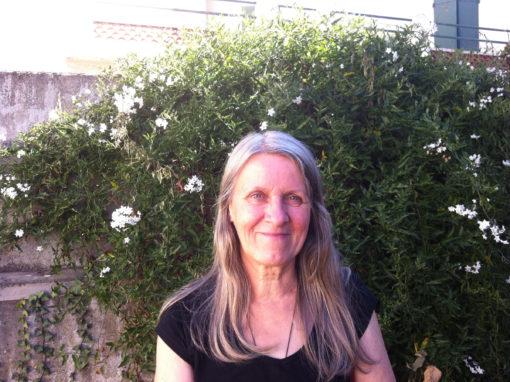 Guilaine Soulabail : création de vanneries