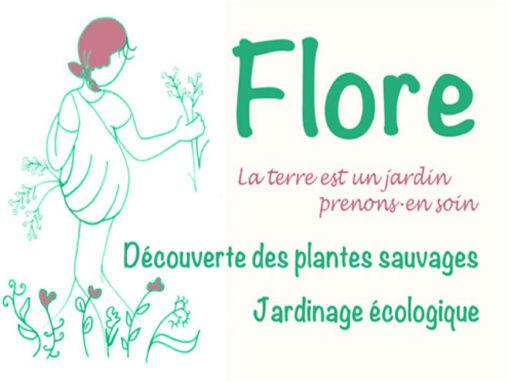 Virginie Pouchucq : Animation plantes sauvages et jardinage écologique