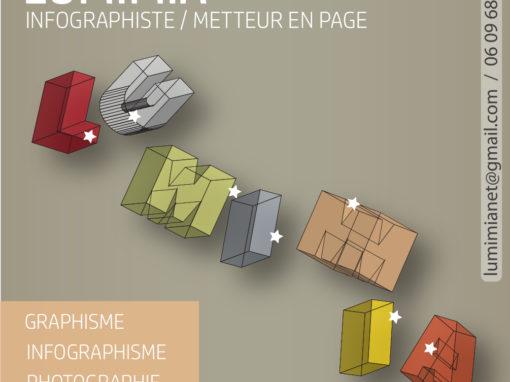Mirella : Infographiste/Metteur en page