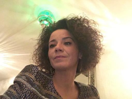 Karima El Gueddar : Calligraphe