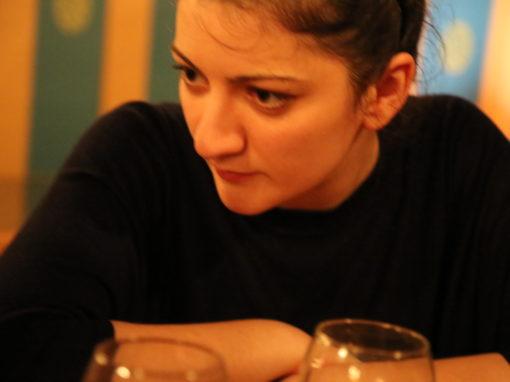 Raphaëlle DAGUIER  : Potière/ Céramiste